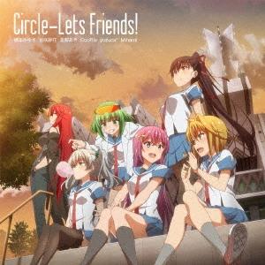 橋本みゆき/Circle-Lets Friends![LACM-14835]
