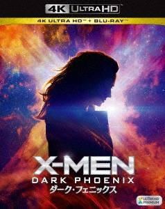 X-MEN:ダーク・フェニックス [4K Ultra HD Blu-ray Disc+Blu-ray Disc] Ultra HD