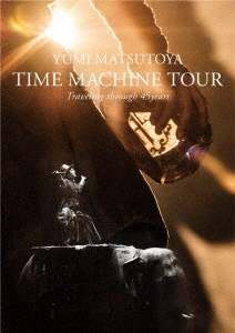 TIME MACHINE TOUR Traveling through 45years Blu-ray Disc