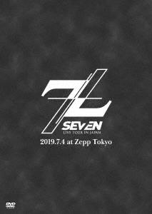 SE7EN LIVE TOUR IN JAPAN 7+7<通常盤>
