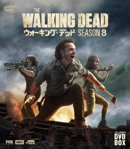 ウォーキング・デッド コンパクト DVD-BOX シーズン8 DVD