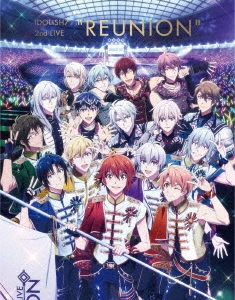 アイドリッシュセブン 2nd LIVE「REUNION」Blu-ray BOX -Limited Edition-<完全生産限定版> Blu-ray Disc
