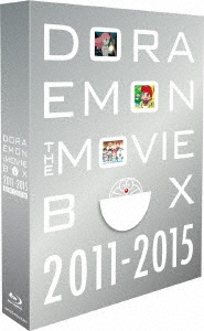 DORAEMON THE MOVIE BOX 2011-2015 ブルーレイ コレクション<初回限定生産版> Blu-ray Disc