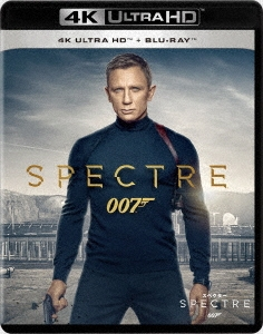 007 スペクター [4K Ultra HD Blu-ray Disc+Blu-ray Disc] Ultra HD