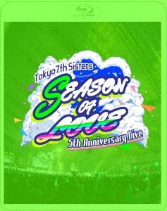 t7s 5th Anniversary Live -SEASON OF LOVE- in Makuhari Messe<初回限定版> Blu-ray Disc