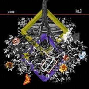 vistlip/No.9 [CD+DVD]<vister盤/初回限定仕様>[MJSA-1290X]
