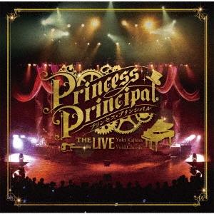 プリンセス・プリンシパル THE LIVE Yuki Kajiura×Void_Chords LIVE CD CD