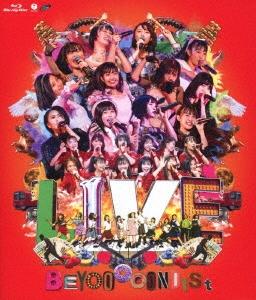 LIVE BEYOOOOOND1St Blu-ray Disc