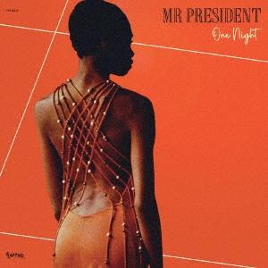 Mr President/ワン・ナイト[PCD-24968]