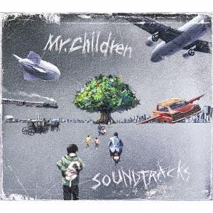 SOUNDTRACKS [CD+ブックレット]<通常盤> CD