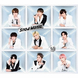Snow Mania S1 [CD+Blu-ray Disc]<初回盤B> CD
