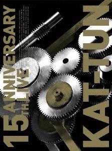 15TH ANNIVERSARY LIVE KAT-TUN [2Blu-ray Disc+LIVEフォトブックレット]<初回限定盤2> Blu-ray Disc