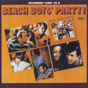 The Beach Boys/ビーチ・ボーイ...
