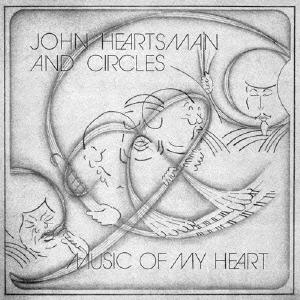 John Heartsman &Circles/ミュージック・オブ・マイ・ハート[PCD-17332]