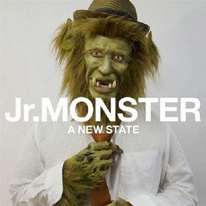 Jr.MONSTER/A NEW STATE[FGCA-24]