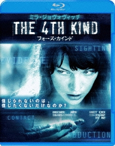 THE 4TH KIND フォース・カインド Blu-ray Disc