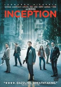 インセプション DVD