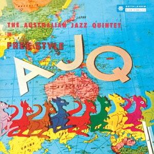 The Australian Jazz Quintet/イン・フリー・スタイル<完全限定生産盤>[CDSOL-6146]