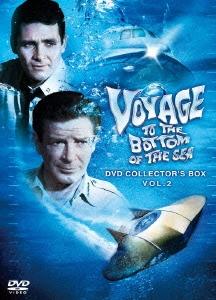 原潜シービュー号〜海底科学作戦 DVD COLLECTOR'S BOX Vol.2 DVD