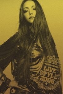 """NAMIE AMURO BEST TOUR """"LIVE STYLE 2006"""" DVD"""