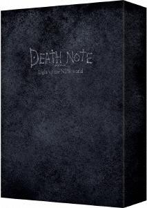 DEATH NOTE デスノート Light up the NEW world complete set DVD