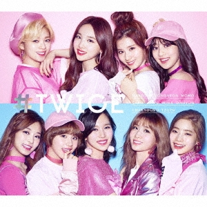 #TWICE [CD+DVD]<初回限定盤B> CD
