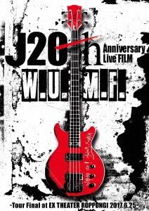 J/J 20th Anniversary Live FILM W.U.M.F. -Tour Final at EX THEATER ROPPONGI 2017.6.25-<通常盤>[CTBD-20079]