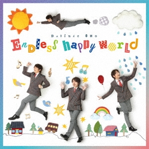 Endless happy world