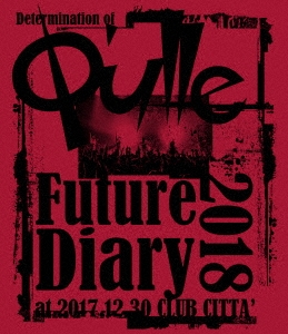Q'ulle/Determination of Q'ulle「Future Diary 2018」at 2017.12.30 CLUB CITTA'[RZXD-86515]