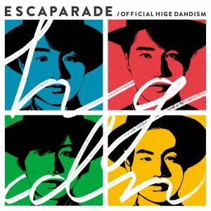 エスカパレード<通常盤> CD