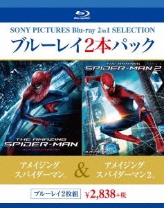 アメイジング・スパイダーマン/アメイジング・スパイダーマン2 Blu-ray Disc