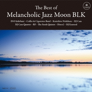 The Best of Melancholic Jazz Moon BLK CD