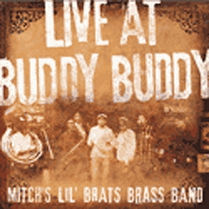 LIVE AT BUDDY BUDDY CD