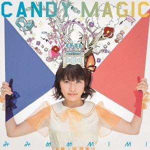 みみめめMIMI/CANDY MAGIC (タカオユキ盤)[AZCS-2044]