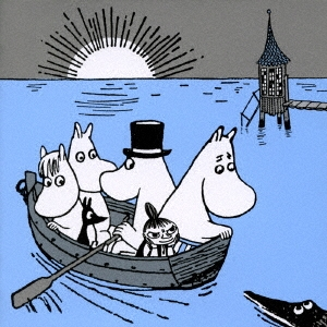 Kardemimmit/-Joy with Moomin- Go to the Beach 海へ[VICL-64807]
