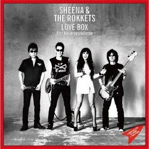 LOVE BOX -42nd Anniversary Kollection- [CD+2LP+7inch+2DVD]<完全受注生産限定BOX盤>