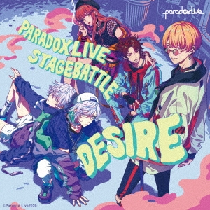 "Paradox Live Stage Battle ""DESIRE"" 12cmCD Single"