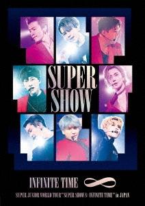 SUPER JUNIOR WORLD TOUR SUPER SHOW8:INFINITE TIME in JAPAN<通常盤> DVD