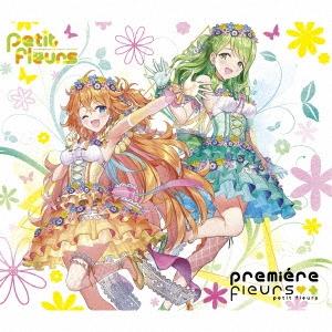 premiere fleurs [CD+Blu-ray Disc]<初回限定盤> CD