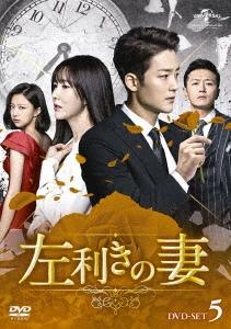 左利きの妻 DVD-SET5 DVD