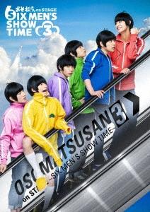 おそ松さん on STAGE ~SIX MEN'S SHOW TIME3~ DVD