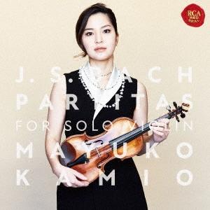 J.S.バッハ:無伴奏ヴァイオリン・パルティータ全曲 SACD Hybrid