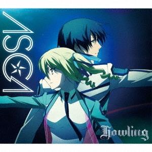 Howling [CD+Blu-ray Disc]<期間生産限定盤/アニメ盤> 12cmCD Single
