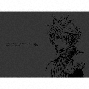 FINAL FANTASY VII REMAKE Original Soundtrack Plus CD