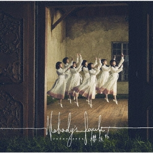 Nobody's fault [CD+Blu-ray Disc]<TYPE-C/初回限定仕様> 12cmCD Single