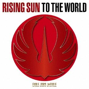 RISING SUN TO THE WORLD [CD+Blu-ray Disc]<通常盤> 12cmCD Single