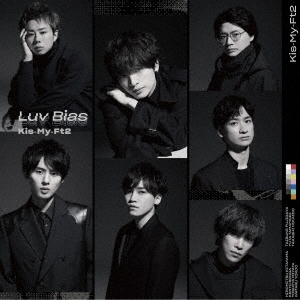 Luv Bias<通常盤> 12cmCD Single