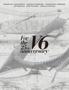 For the 25th anniversary<初回盤A> Blu-ray Disc