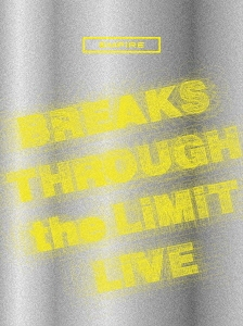EMPiRE BREAKS THROUGH the LiMiT LiVE [Blu-ray Disc+CD+PHOTOBOOK]<初回生産限定盤> Blu-ray Disc