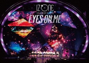 IZ*ONE 1ST CONCERT IN JAPAN [EYES ON ME] TOUR FINAL -Saitama Super Arena- [3DVD+フォトブック+メンバー別2Lフォトカード+B3ポスター]<初回生産限定盤>